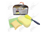J051050 4PC Essential Cleaning Kit
